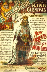 From Henri Schindler's Mardi Gras: New Orleans.  Illustration by S. von Ehrens.