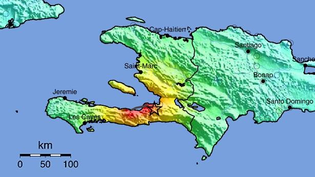 HaitiQuake