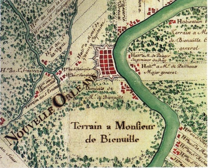 Nouvelle-Orléans.1721