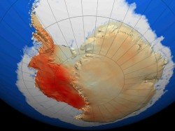 Antarctic_NASA Earth Observatory