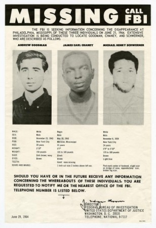 Chaney, Goodman, Schwerner