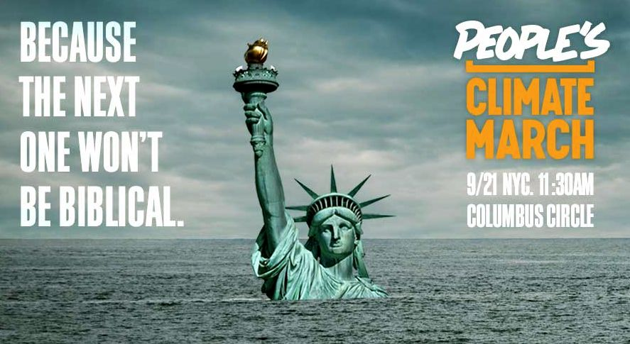 Peoples Climate March Sept